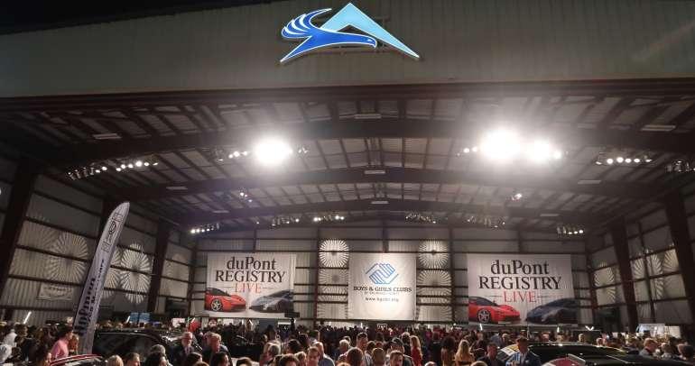 duPont REGISTRY™ LIVE! Hangar Party