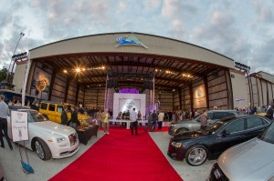 DuPont Hangar Party 2016
